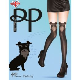Collants chien Pretty Polly Collants Fantaisies & Résilles PP-PNATD9 Lerotika