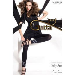 CollyAnn 04 Gatta Collants Opaques GT-COLLYANN04 Lerotika