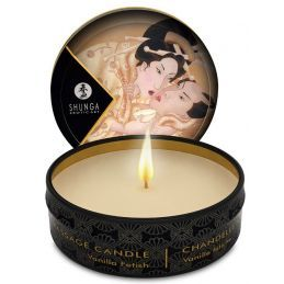 Bougie de massage Lueur et Carresse Vanille - 30 ml Shunga Erotic Art Bougies de Massage 4400220000000 Lerotika