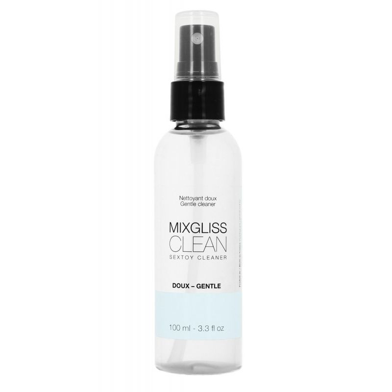 Mixgliss Clean - Sextoy Cleaner 100ML Mixgliss Plaisirs Intimes MG-01691 Lerotika