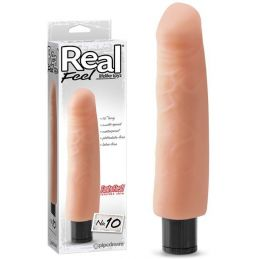 Vibromasseur réaliste Real Feel 10 - 26,5 cm Pipedream USA Godes XXL 1819520000000 Lerotika