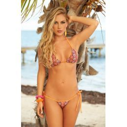 Two piece swimsuit print 6725 Mapalé Bikinis MAP-03015 Lerotika