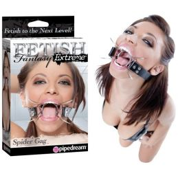 Ecarteur bucal Spider Gag Fetish Fantasy Pipedream USA Écarter 5000378000000 Lerotika