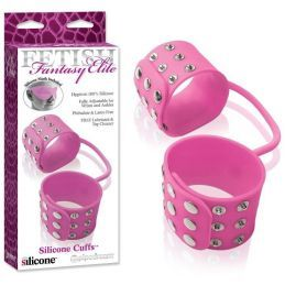 Menottes en silicone Fetish Fantasy Elite rose Pipedream USA Menotter 5000376000000 Lerotika
