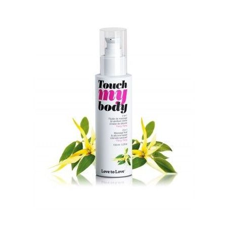 Touch My Body Ylang Ylang 100ML Love to Love