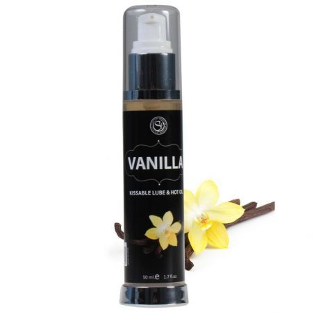 Hot effect vanilla lubricant 50ml 3536 Secret Play