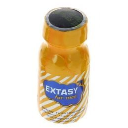 Poppers Extasy For Men agrume - 13 ml Poppers 4300186000000 Lerotika