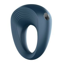 Anneau Vibrant Rechargeable Ring 2