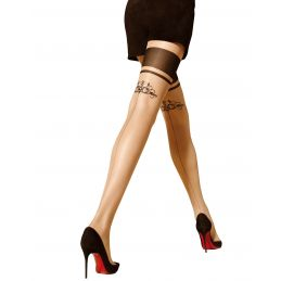 Paula collant LeggStory Collants Jarretelles LS-PAULA Lerotika