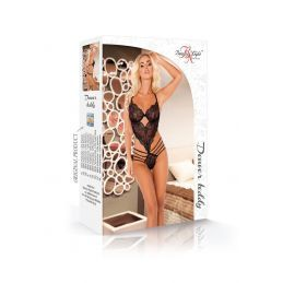 Denver Teddy Black Beauty Night Bodys BN-02867 Lerotika