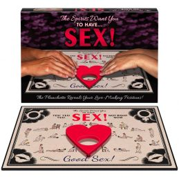 Jeu The Spirit Want You to Have SEX
