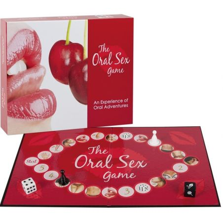 Jeu The Oral Sex Game